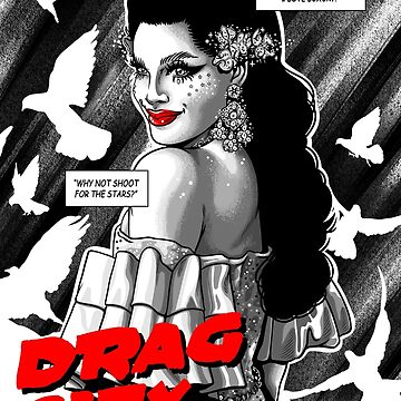 Drag City - Valentina by GillesBone