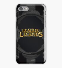 League Of Legends Case iPhone Case/Skin