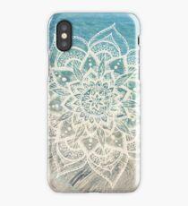 Water Mandala iPhone Case/Skin