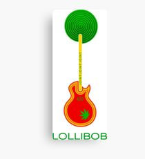 Bob`s lollipop Canvas Print