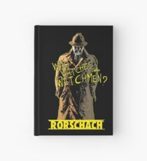 Rorschach  Hardcover Journal