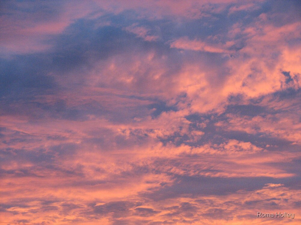 Beautiful Sky by Roma Holley