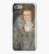 British Painter - Portrait Of A Woman iPhone Case/Skin