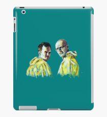 Walt   Jesse iPad Case/Skin