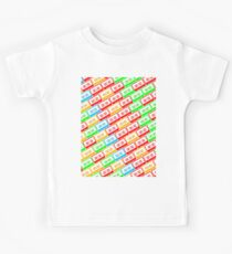 Mix-taped Kids Clothes