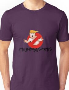 Funny Ghost Trump Busters Parody Tshirt Unisex T-Shirt