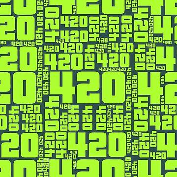 420KMeta Seamless Slate by Streedy