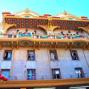 San Francisco China Palace by photoartful