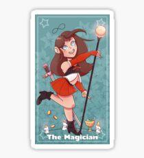 Magical Girl Tarot - The Magician Sticker