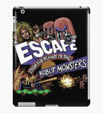 Gaming [C64] - Escape from the Planet of the Robot Monsters iPad Case/Skin