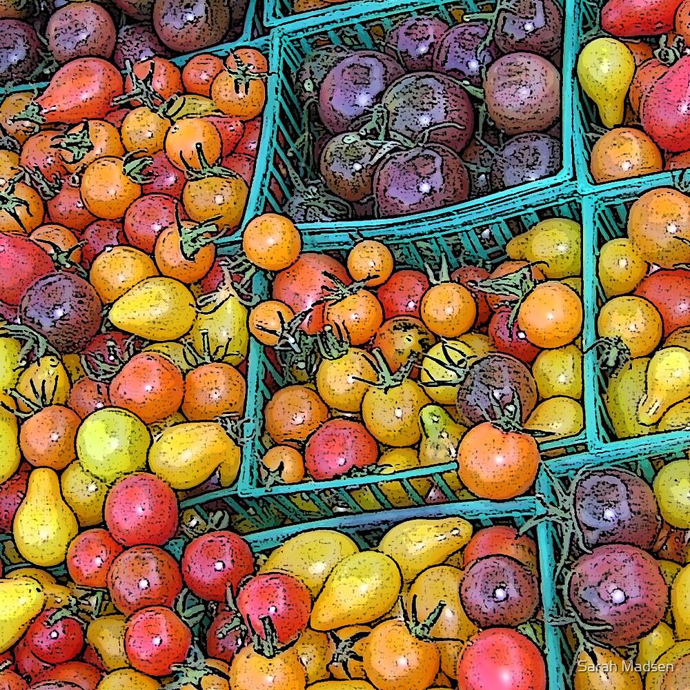 Market Toms by Sarah Madsen