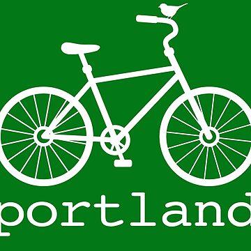 Portland by boogiebus