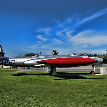 "Avro CF-100 Canuck Mark 5 Or Know As ""Clunk"" by Rapture777"