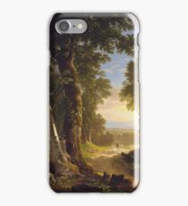 Asher Brown Durand - The Beeches iPhone Case/Skin