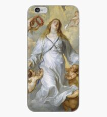 Anthony Van Dyck - The Virgin As Intercessor iPhone Case