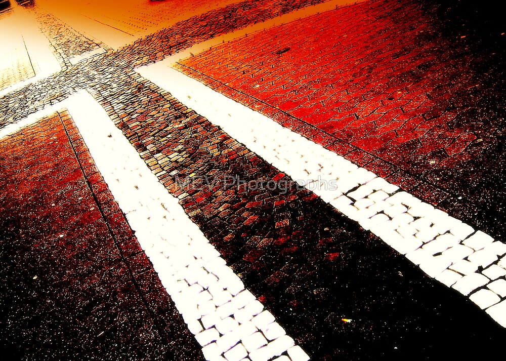 Cross road by MEV Photographs
