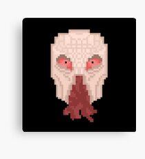 Pixel Ood Canvas Print