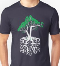 Cube Root Unisex T-Shirt