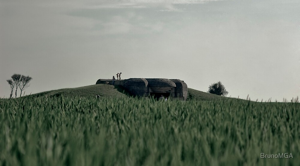 Bunker by BrunoMGA