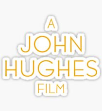 The Breakfast Club - A John Hughes Film Sticker