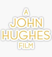 The Breakfast Club - A John Hughes Film Sticker