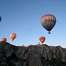 Magic Balloons by ardwork