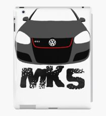 B&W MK5 GTI iPad Case/Skin