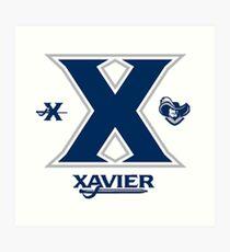 Xavier University Art Print
