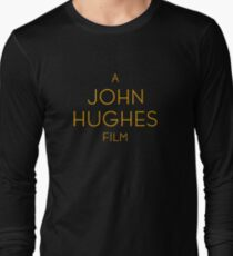 The Breakfast Club - A John Hughes Film Long Sleeve T-Shirt