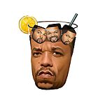 Ice T & Ice Cube by ColdPopsicle