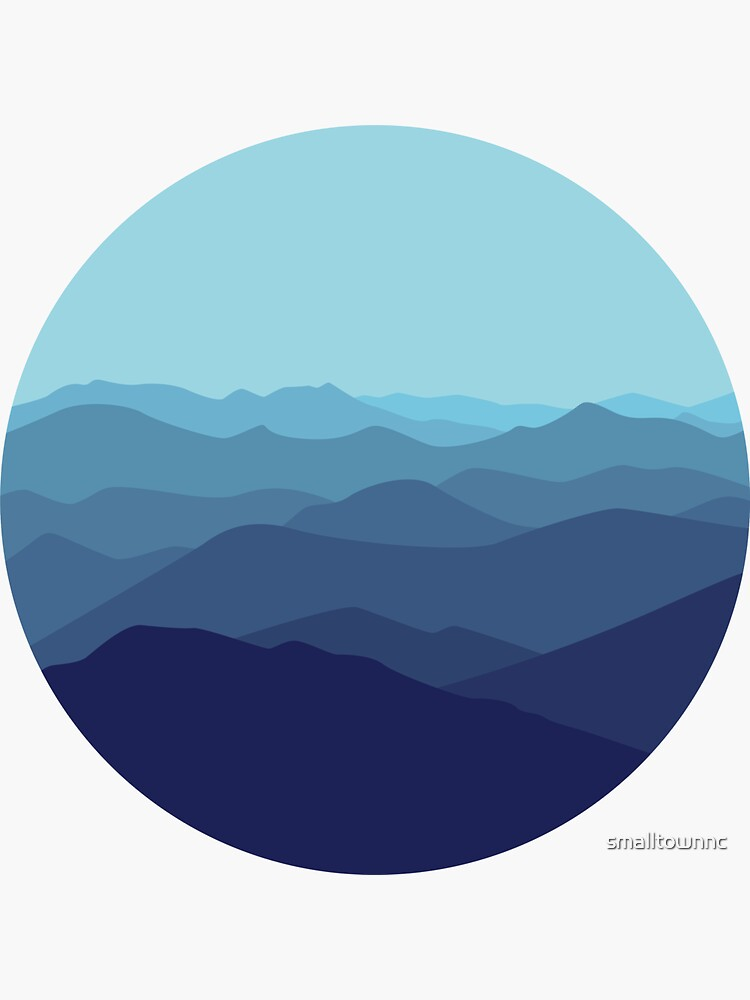 Cumbre Azul de smalltownnc