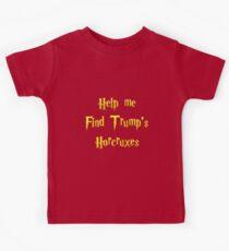 HelpMeFindTrump'sHorcruxes Kids Clothes