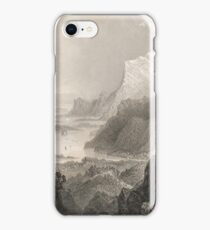 Approach to Killarney, Ireland, 1841 iPhone Case/Skin