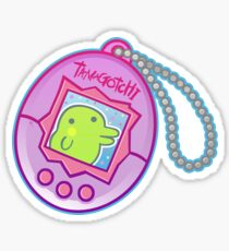 Tamagotchi #1 Sticker