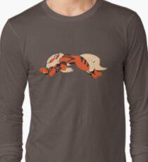 Cool Running Arcanine  Long Sleeve T-Shirt