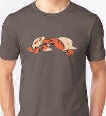 Cool Running Arcanine  Unisex T-Shirt