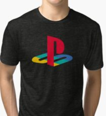 playstation Tri-blend T-Shirt