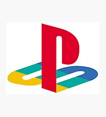 playstation Photographic Print