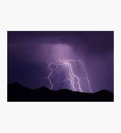 Electrical Storm Photographic Print