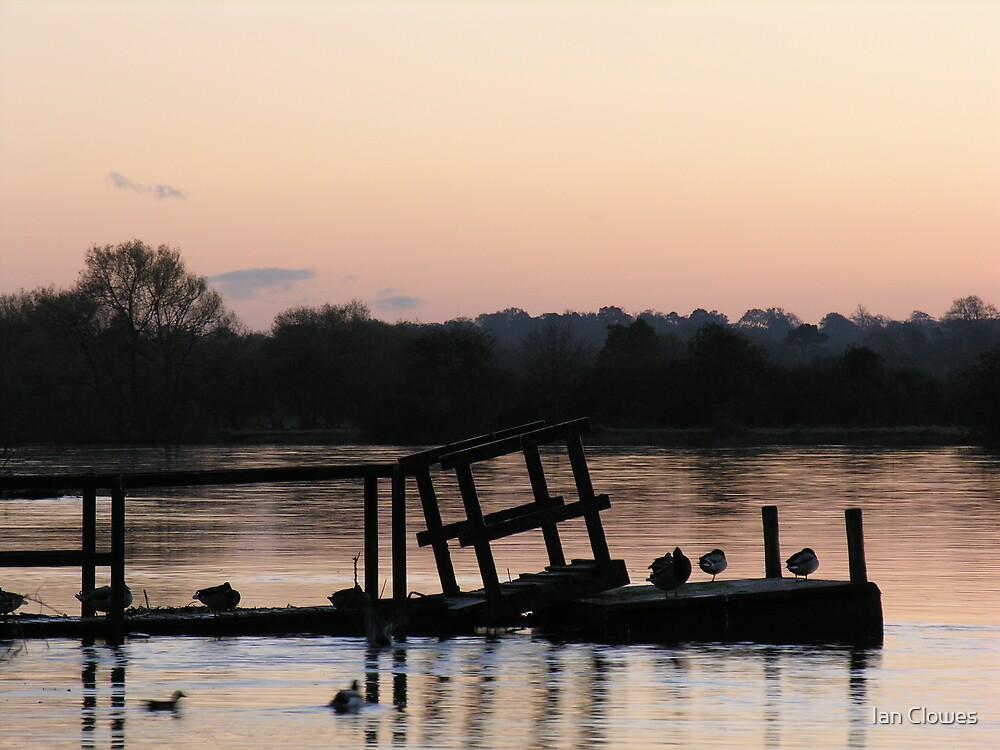 ferry by Ian Clowes