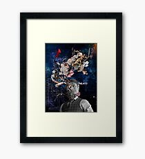 Memory Palace  Framed Print