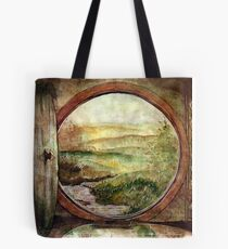 The World is Ahead Tote Bag