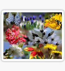 Springtime! Sticker