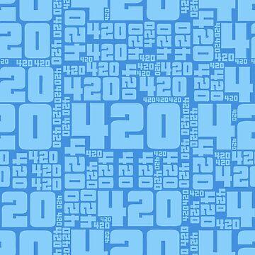 420KMeta DeepSky by Streedy