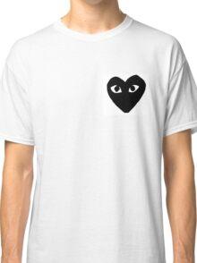 CDG Black Heart Classic T-Shirt