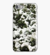 Snow Bush iPhone Case/Skin