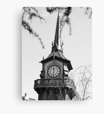 what time is it Canvas Print