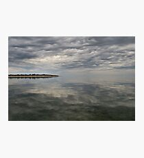 Cowell Reflections Photographic Print