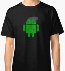 BeanieDroidv1.1 Classic T-Shirt
