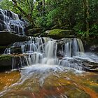 Somersby Falls at Work by bazcelt